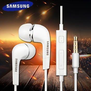 Auriculares manos libres Samsung por 2,78€ y envío gratis en Amazon
