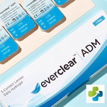 2 cajas de lentillas Everclear ADM GRATIS
