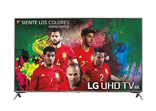 "LG 55UJ651V - Smart TV de 55"" 4K UHD (Smart Televisor webOS 3.5, resolución 3840 x 2160, IPS, HDR x 3, Ultra Surround 2.0)"