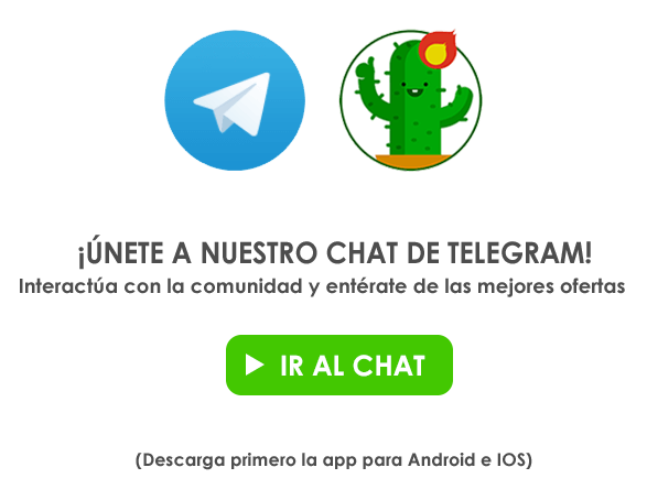 chat de Telegram de Mepicaelchollo