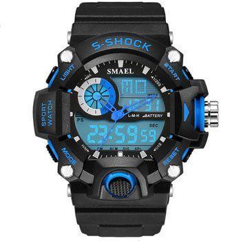 8061b4adfe83 Mejores ofertas para relojes tipo G Shock en Aliexpress