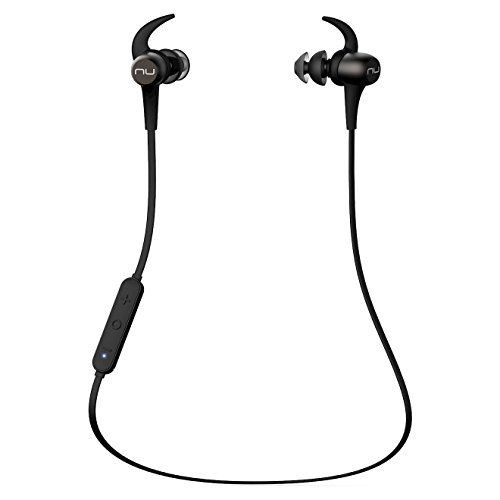 Nuforce BEsport3 Auriculares In-Ear Gris Metal