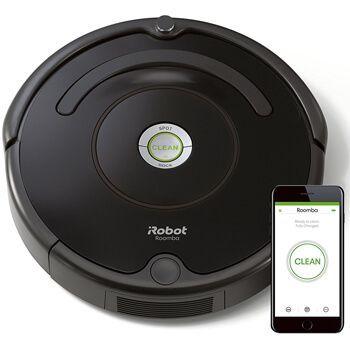 Robot aspirador Roomba 671 a 179,99€ (mínimo histórico)