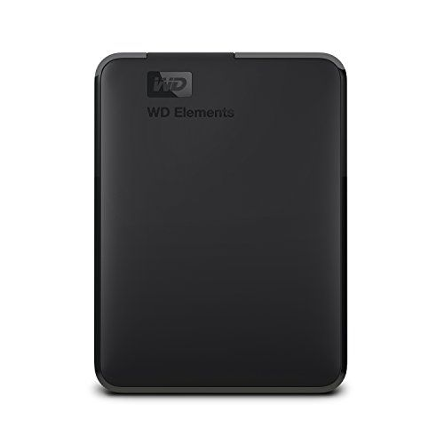 Disco Duro Externo WD Elements 2 TB con USB 3.0 negro