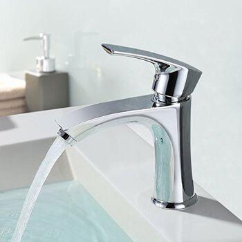 Cuponazo grifo de dise o homelody para el lavabo por 29 99 - Grifos de lavabo de diseno ...
