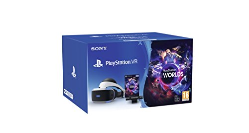 Playstation - Sony CUH-ZVR1 EY Playstation VR + Camera + VR Worlds [Official Bundle]