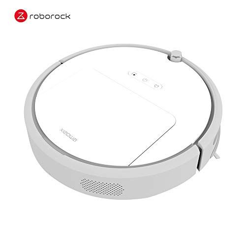 Roborock Xiaowa Xiaomi MI Robot Aspirador 3 para el hogar Barrido automático Piso de Madera 1600Pa Succión 2600mAh Batería Teléfono App Control
