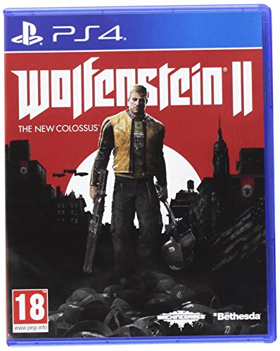 Wolfenstein II : The New Colossus - PlayStation 4 [Importación francesa]