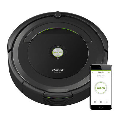 Aspirador Robot iROBOT Roomba 696 Programable App WiFi Virtual Wall iAdapt 1.0