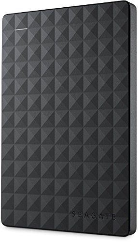 Seagate Expansion STEA3000400 - Disco duro externo portátil para PC, Xbox One y PlayStation 4 (3TB, USB 3.0 ), Negro