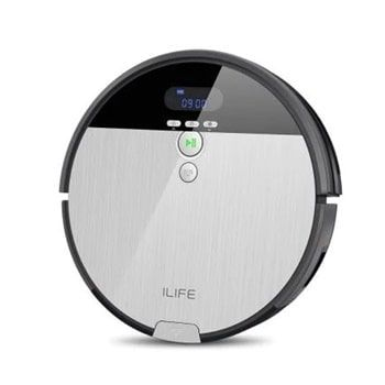 ILIFE V8S Vacuuming