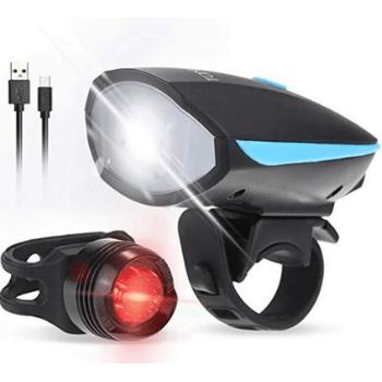 Luz para bicicleta LED Tomshine con este cupón DESCUENTO