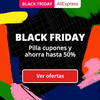 ¡Últimas horas del Black Friday de AliExpress 2019! 🔰