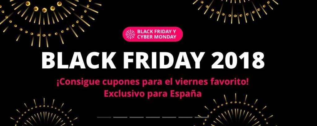 Black Friday aliexpress cupones
