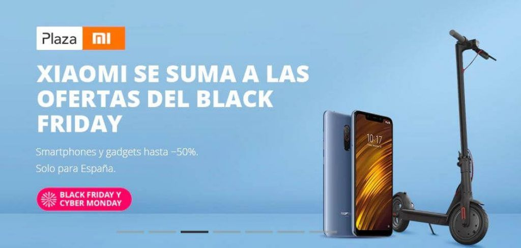 black friday xiaomi aliexpress