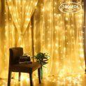 cortina luces AGM barata oferta
