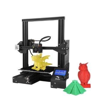 Impresora Creality 3D Ender-3 por 169,99€ y envío gratis desde Europa