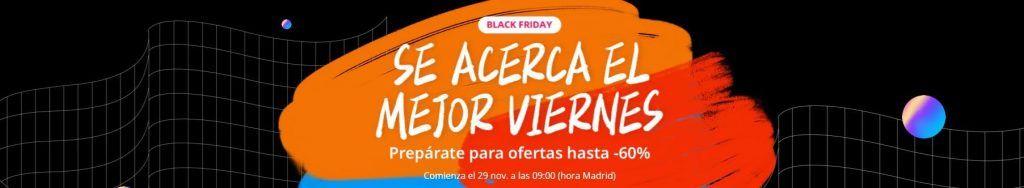 mejor viernes aliexpress black friday ofertas descuentos mejor precio