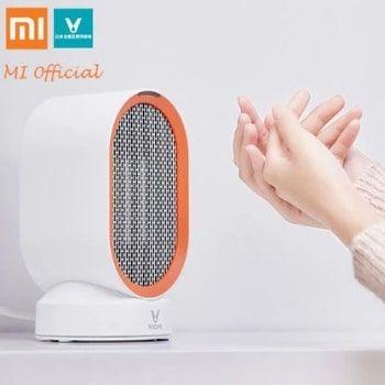 Calefactor eléctrico Xiaomi Mijia Yunmi en oferta