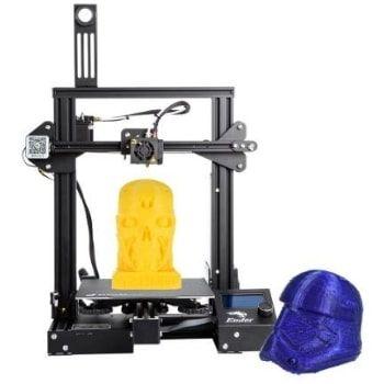 ¡Impresora 3D Creality Ender 3 Pro por 165,08€!