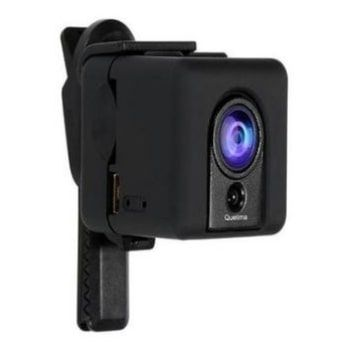 Mini cámara Quelima SQ20 por 11,41€ con este cupón