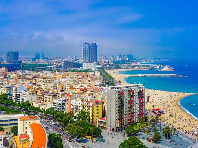 Ofertas Airbnb alojamientos apartamentos Barcelona