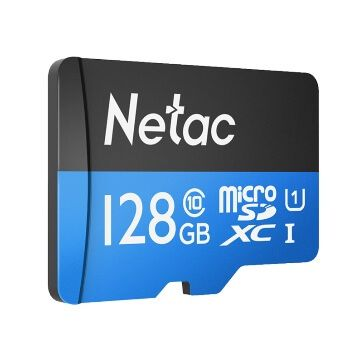 MicroSD Netac P500 de 128GB