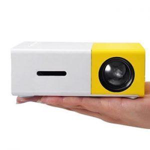 mini proyector yg300 portatil oferta chollo
