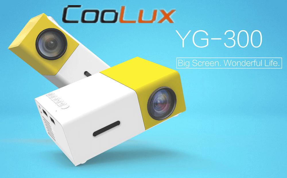 proyector yg 300 coolux barato oferta descuento