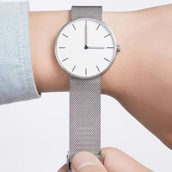 reloj xiaomi twentyseventeen plateado barato