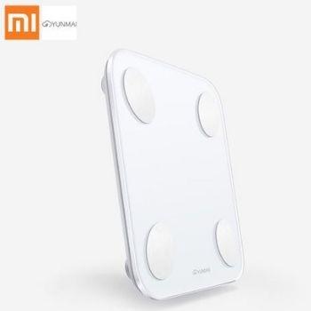 Báscula inteligente Xiaomi YUNMAI Mini 2. ¡La última tecnología con 40% de DESCUENTO!
