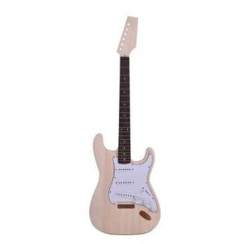 ¡Guitarra eléctrica DIY con un 67% de DESCUENTO!