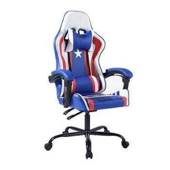 Silla Gaming Capitán América. ¡El diseño más molón a mitad de precio!
