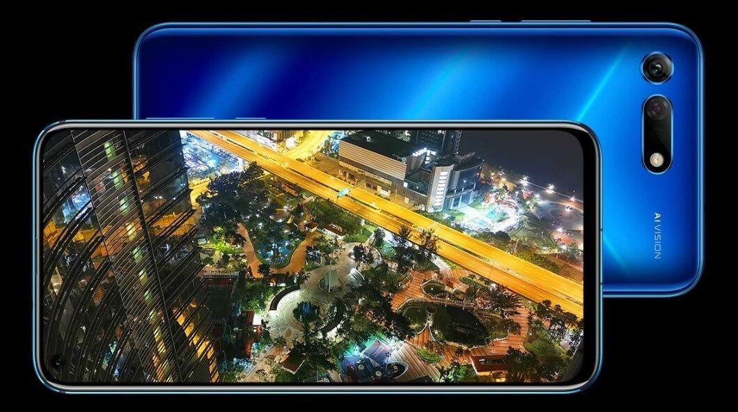 Cámara Huawei Honor View 20 al mejor precio