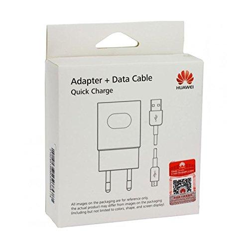 Cargador carga rápida original para Huawei P10 Lite
