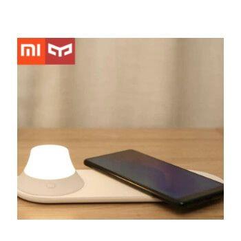 Cargador inalámbrico con lámpara Xiaomi Yeelight por 13,60€, envío gratis