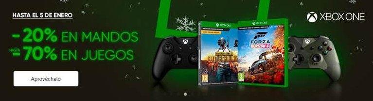 Oferta gaming videojuegos