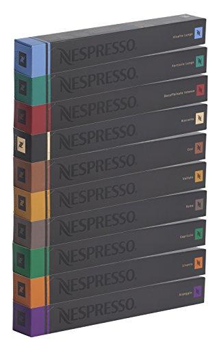 100 cápsulas Nespresso
