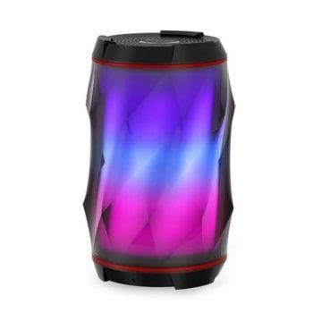 Altavoz Bluetooth Sunliking con luces LED. ¡CHULADA por un 63% MENOS!