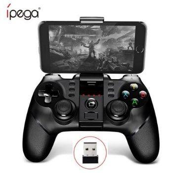 Gamepad Bluetooth Ipega PG-9076. ¡Una pasada a solo 17,34€!