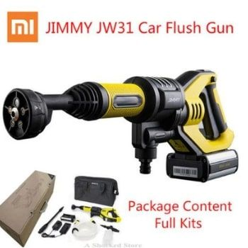 Pistola de lavado para coche Xiaomi JIMMY JW31. ¡Oportunidad por solo 124,17€!