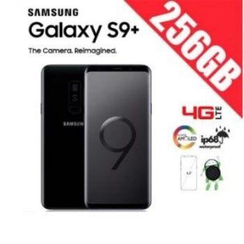 ¡Samsung Galaxy S9+ por 200€ MENOS!