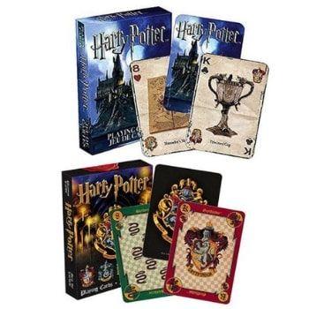 ¡Tarjetas de las casas de Hogwarts de Harry Potter a solo 2,77€!