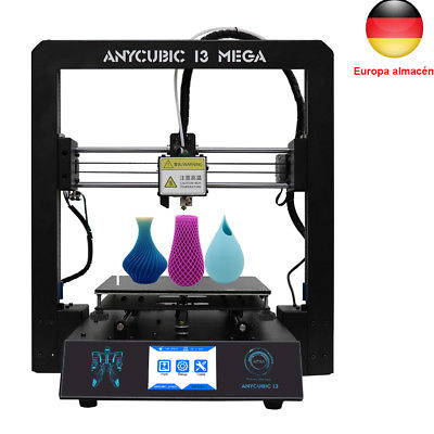 "ANYCUBIC I3 Mega Impresoras 3D Full Metal 3D Printer 3.5""TFT Europa almacén EU"