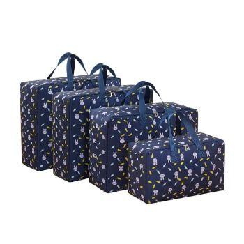 Set de 4 bolsas de almacenamiento impermeables