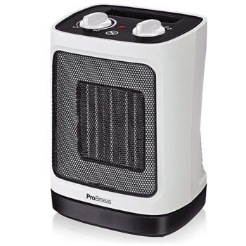 Calefactor cerámico Pro Breeze en Amazon