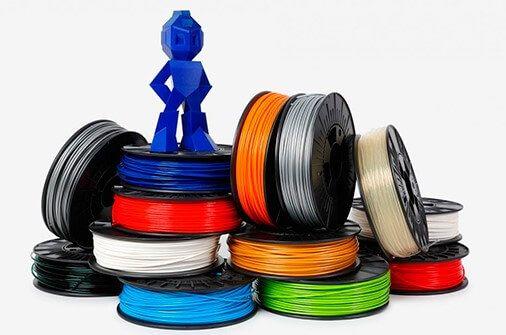 Comprar filamentos baratos para impresora 3D