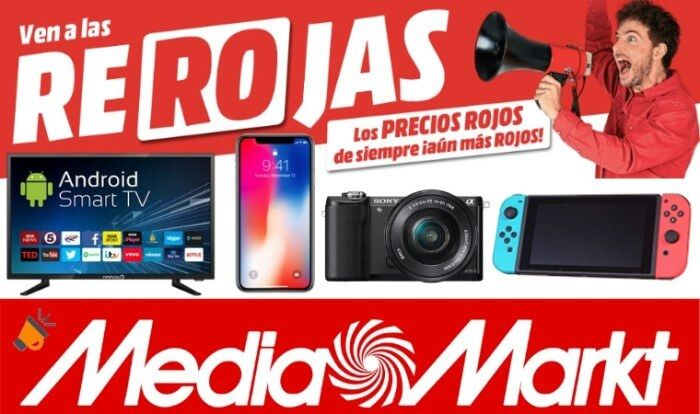Rebajas precio MediaMarkt