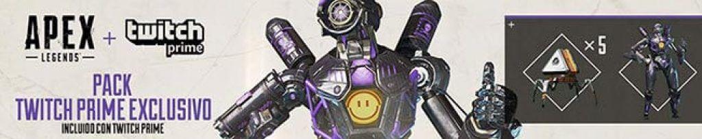 skin gratis apex legends amazon twitch prime