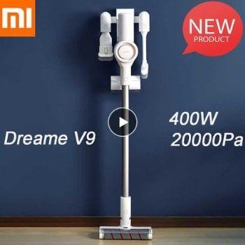 Aspiradora inalámbrica Xiaomi Dreame V9: ¡158,39€ desde España!